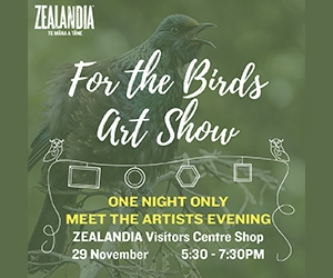 """For the Birds"" Art Show"
