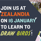 Bird Drawing Workshop