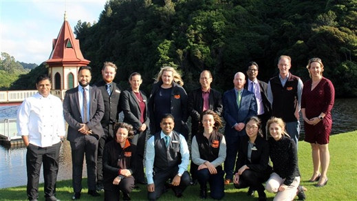 Wellington's ZEALANDIA and James Cook Hotel Grand Chancellor Announce Sustainability Partnership